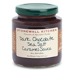 Stonewall Dark Chocolate Sea Salt Caramel Sauce